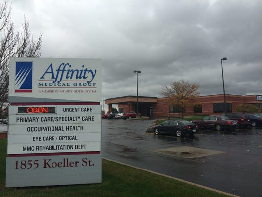 Affinity health Koeller