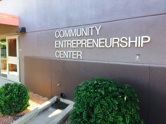 A new entrepreneurship center in South Phoenix will