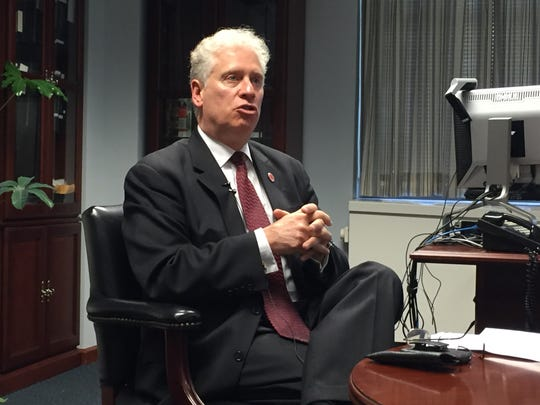 Westchester Board of Legislators Chairman Mike Kaplowitz