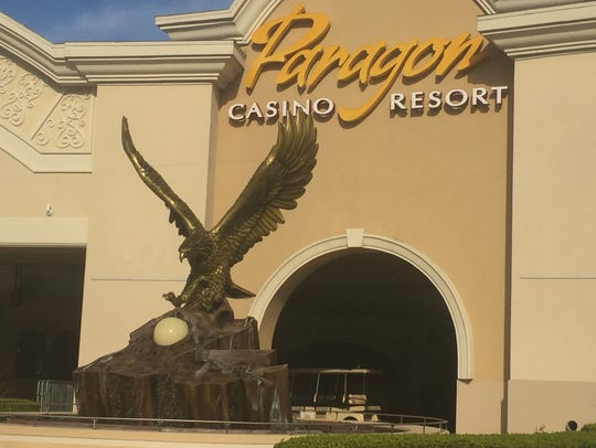 The Paragon Casino Resort provided many job opportunities