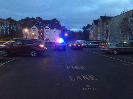 Little Egg Harbor police shot and killed a man after