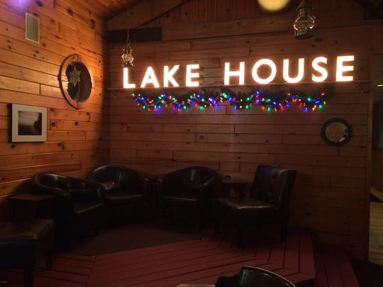 The Lake House Supper Club in Menasha.