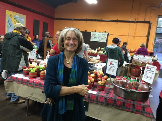 Joan Nelson, executive director of the Allen Neighborhood Center, is pleased with the growth in the winter market.