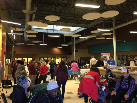 About 300 people attend SHOW's second annual health