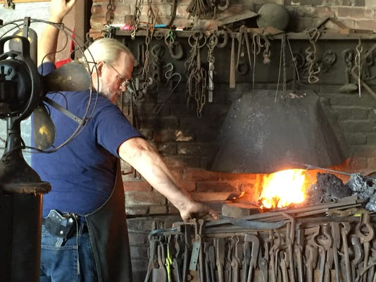 Ellsworth forge