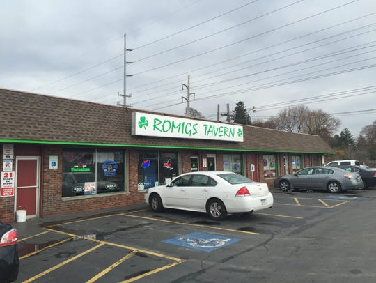 Romig's Tavern, open since the 1950s, is a true Greece