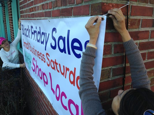 small business saturday salisbury