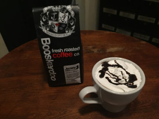 Booskerdoo's hot cocoa.