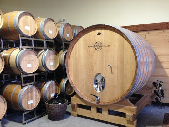 Beneduce Winery has been in operation in Hunterdon County since 2012.