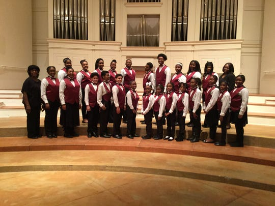 The Sojourner Truth Gospel Choir will bring their sound to the Battle Creek Symphony Orchestra's concert Saturday.