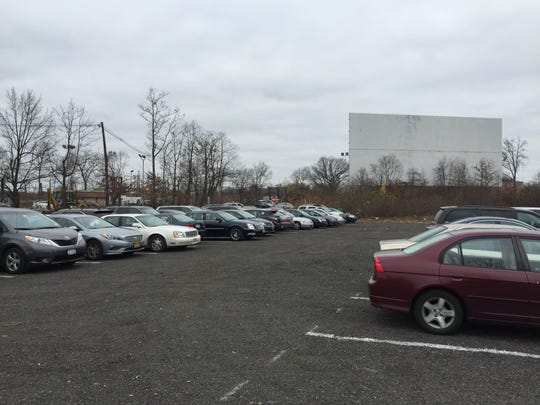 Rockland County recently made improvements at the park and ride lot in Monsey, including re-striping parking spaces, seen here on Dec. 8