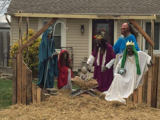 Zombie Nativity AP