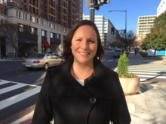 Shannon Cosgrove is director of health policy for Cure