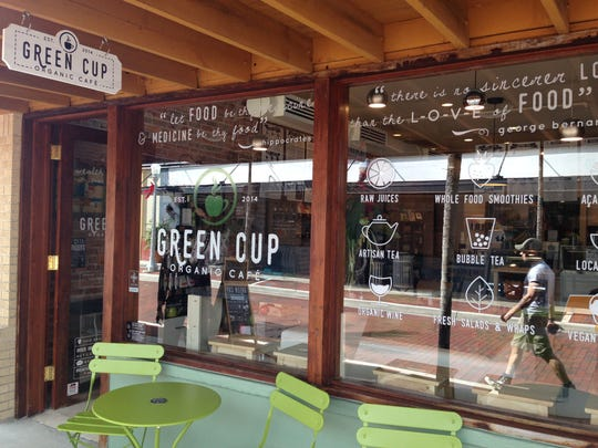 Green Cup Cafe has opened their new location at 1412