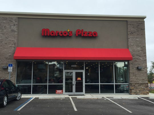 A new Marco's Pizza restaurant is set to have its grand