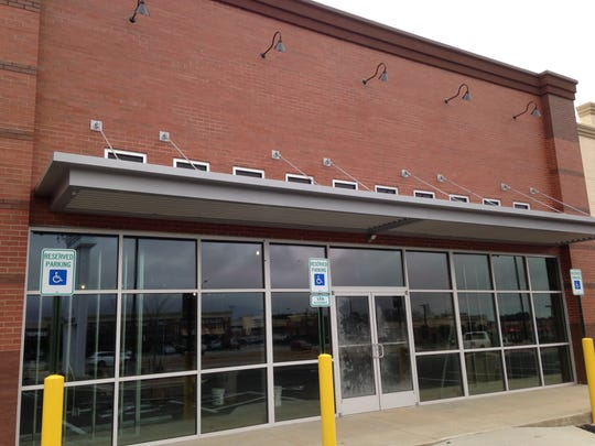 Look for Skechers to occupy this 6,000 square foot facility at 1150 Vann Drive in mid-February.