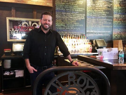 Managing partner at Kilroy's Bar and Grill Downtown