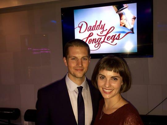 Ben Bailey and Brittney Bailey are graduates of Dallas