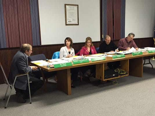 Riley Township Jan. 5 meeting