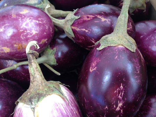Farm to Fork: Eggplant