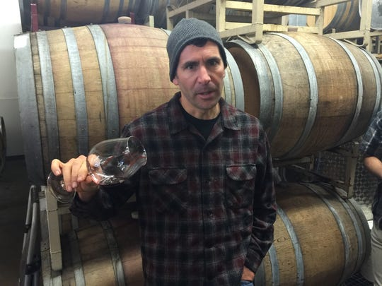 John Grochau of Grochau Cellars talks about his Björnson single-vineyard designate pinot noir.
