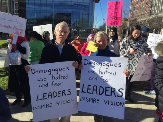 United Against Demagogues