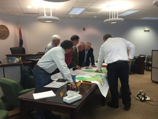 Lamar County Planning Commission
