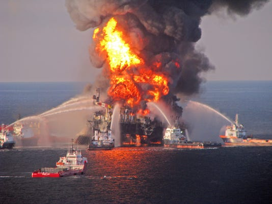 EPA FILE USA DEEPWATER HORIZON DIS INDUSTRIAL ACCIDENT USA