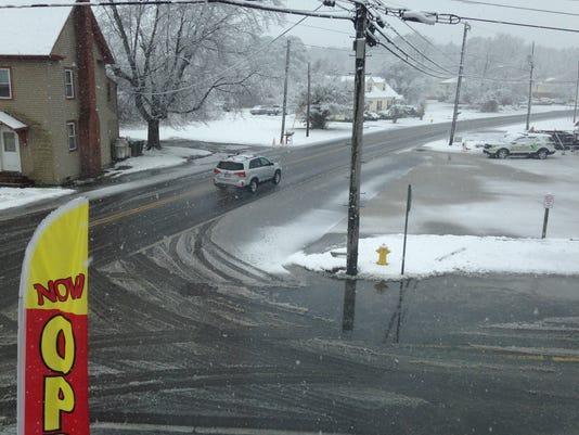 snow pittsville