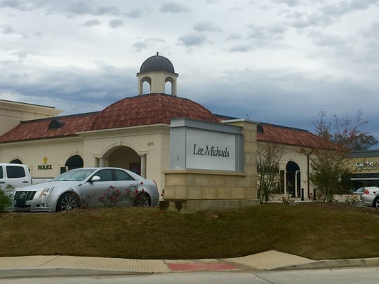 The new Lee Michaels on Ambassador Caffery Parkway appears to be open.