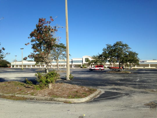 The Shoppes of Cocoa North off State Road 524 has been