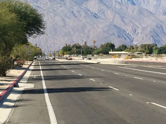 Riverside County Sheriff's deputies have locked down Rancho Mirage High School following a shooting in the area. Several roads are closed, including Ramon and Rattler.
