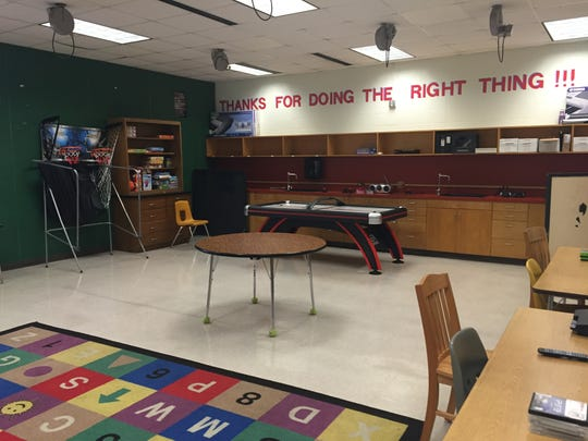 """Turner Elementary students earn time at the """"Turner"""