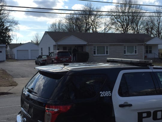 Police are investing a shooting that took place Monday