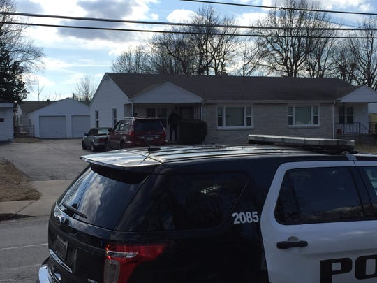 Police are investing a shooting that took place Monday afternoon.