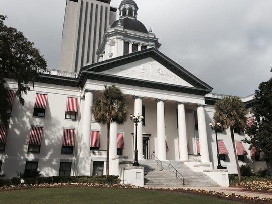Florida Historic Capitol Museum.