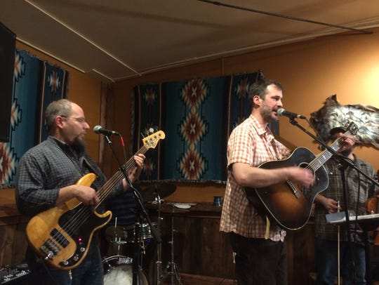 The Milo White Band performs Jan. 23 at the Stone Corral