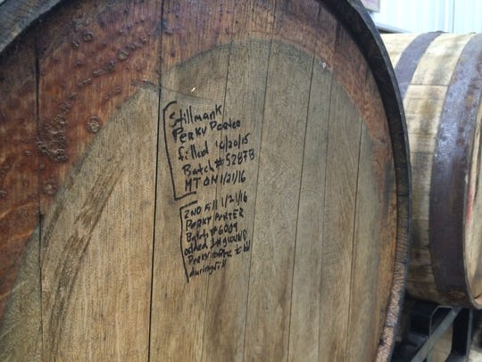 Stillmank Brewing Co. replaced the perky with barrel