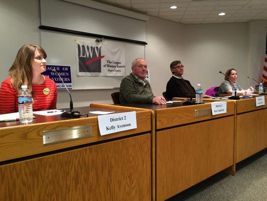 Sturgeon Bay candidate forum