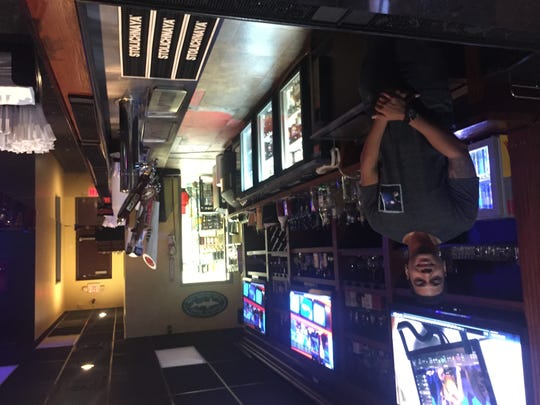 Darren Muñoz, bartender at the Jager House Pub near Middletown, said the construction of the new U.S. 301 tollway is necessary to ease congestion but will continue to change the quiet nature of Middletown.