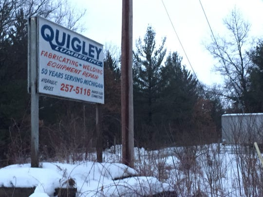 """Gordon Johncock has owned Quigley Lumber for the past six years. """"I never wanted to change the name,"""" he said."""