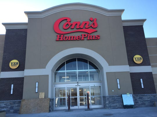 Conn's HomePlus and Floor & Decor occupy the former Target space off Cane Ridge Road.