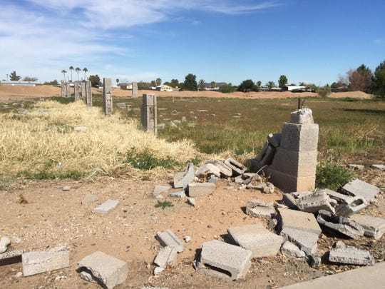 West Valley eyesores: More than seven acres of dirt