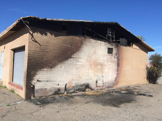 West Valley eyesores: The vacant, fire-damaged building