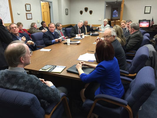Staunton School Board and City Council