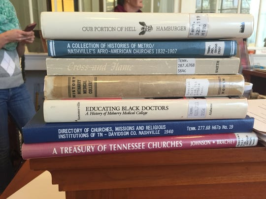 Librarians and students used these history books and