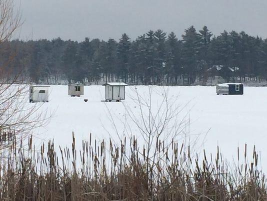 Ice fishing deadline