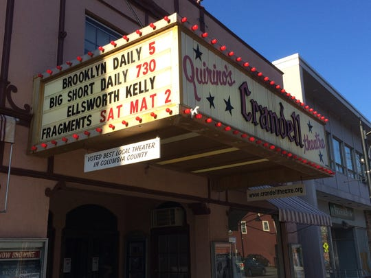 The Crandell Theatre in Chatham, New York.