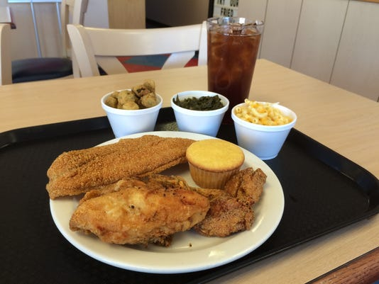 Hot Dish Granddaddys Soul Food Cafe