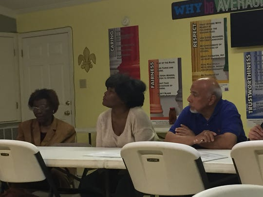 City residents concerned about routing I-49 through